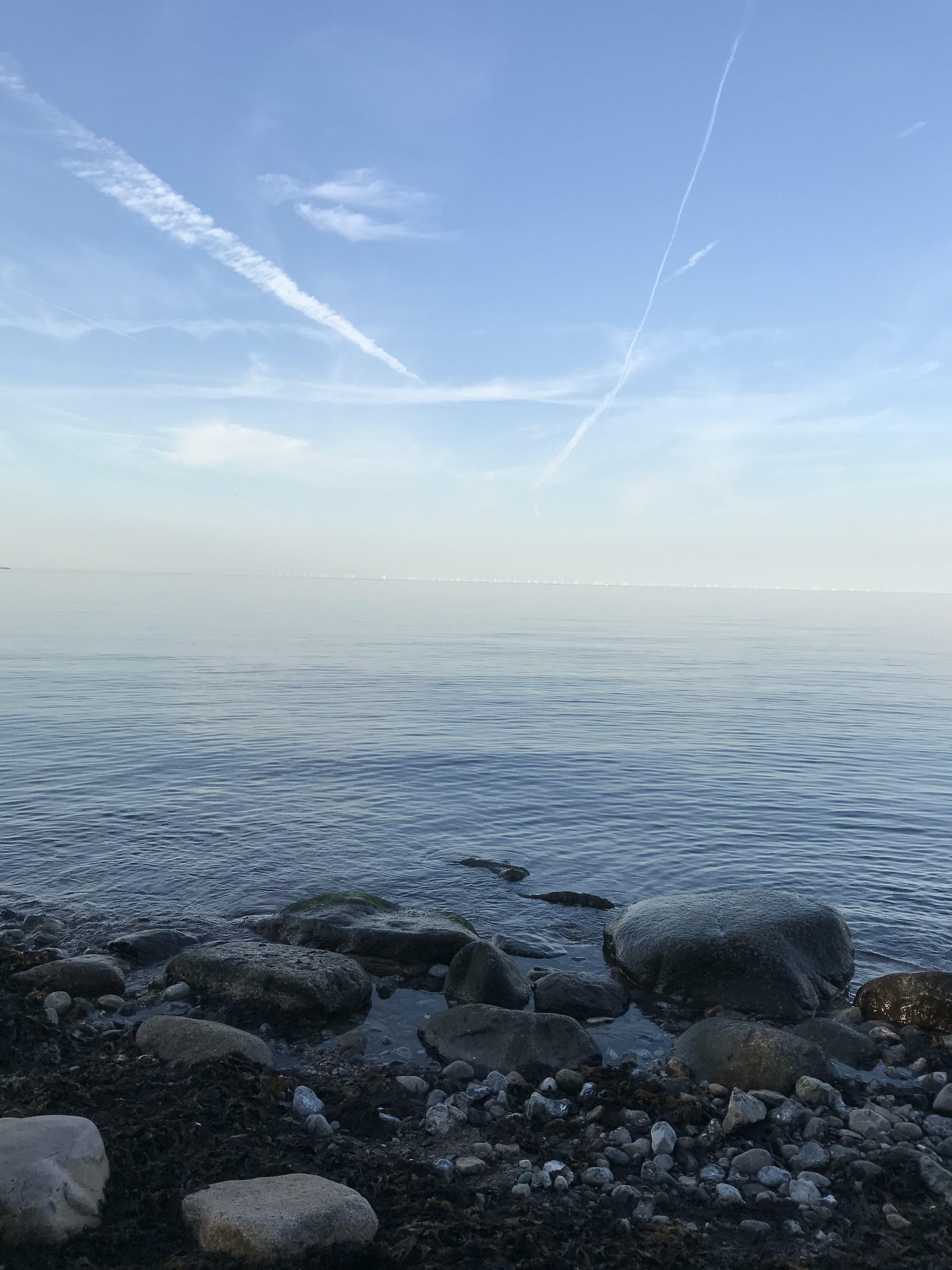 Fehmarn, Strand
