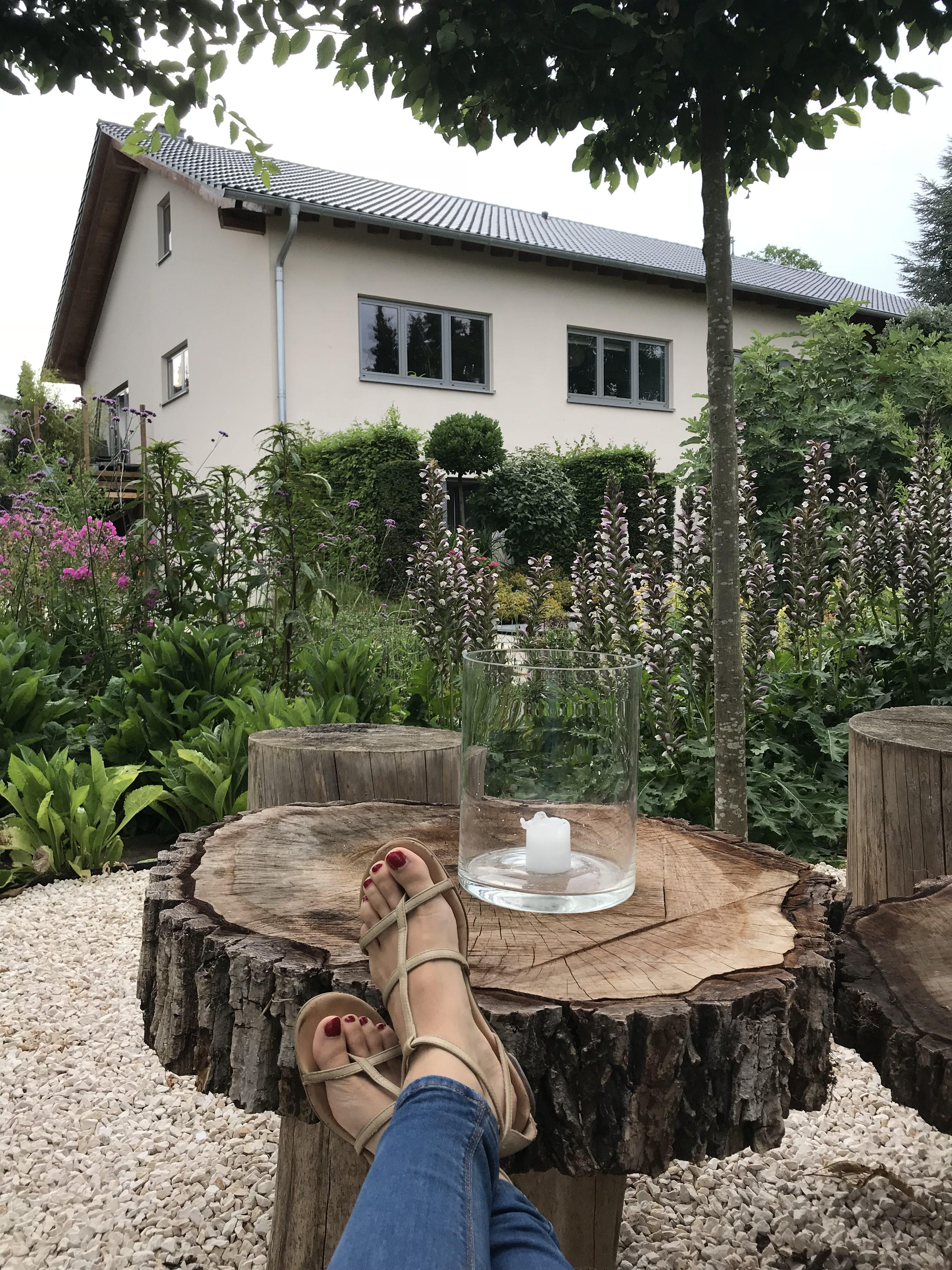Ferienwohnung Garten