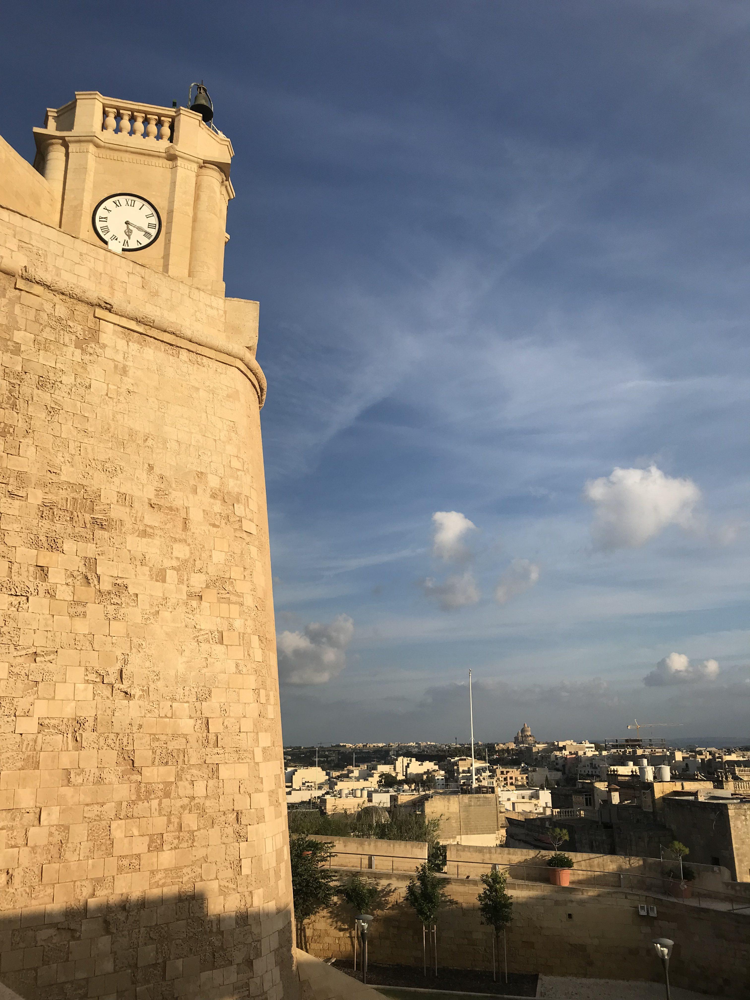 Ausblick von der Citadelle de Victoria