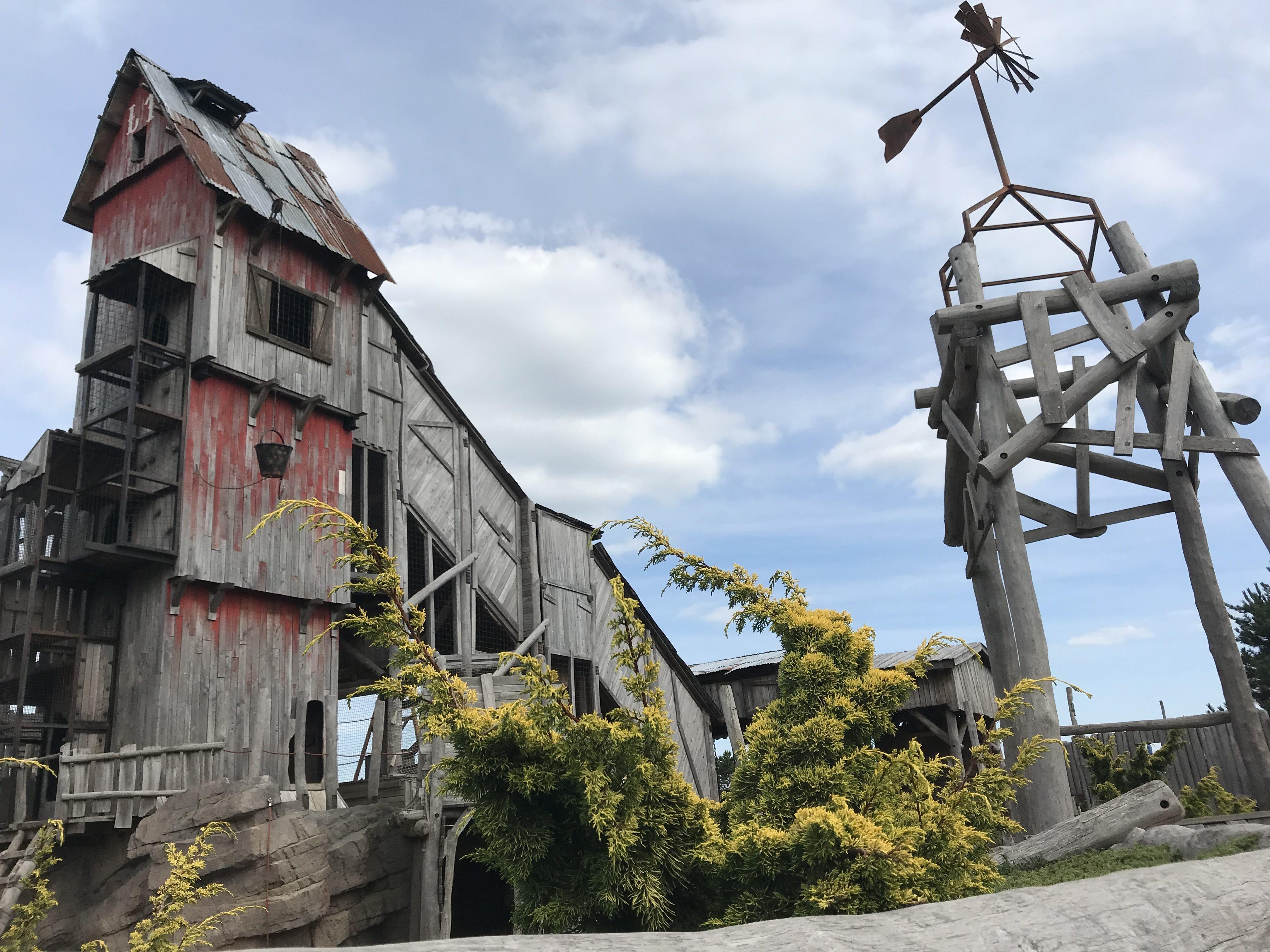 Jaderpark Abenteuerspielplatz