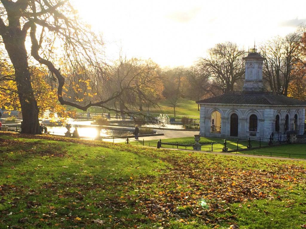 Die Parks von London, grüne Oasen der Ruhe