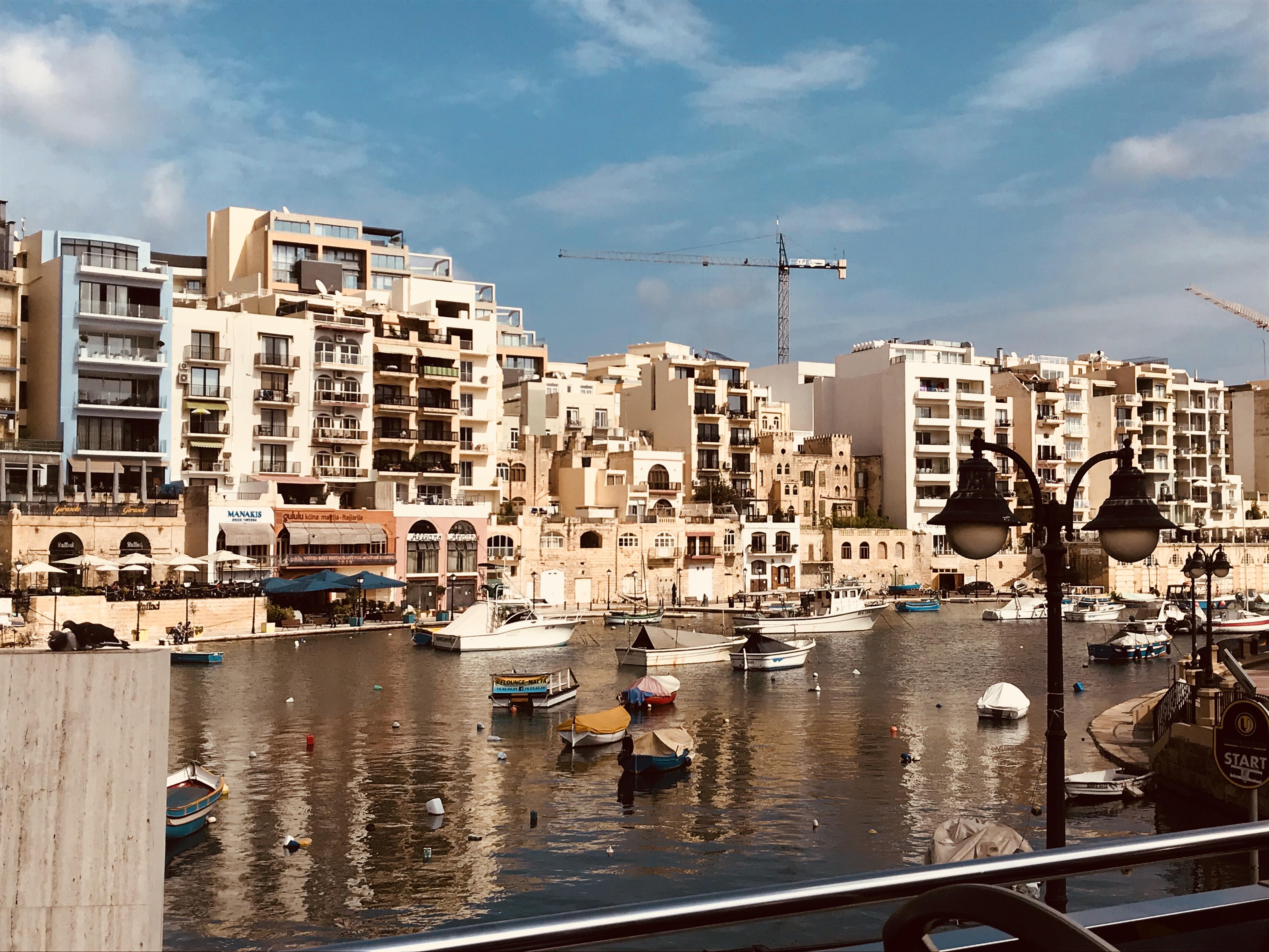 Architektur auf Malta
