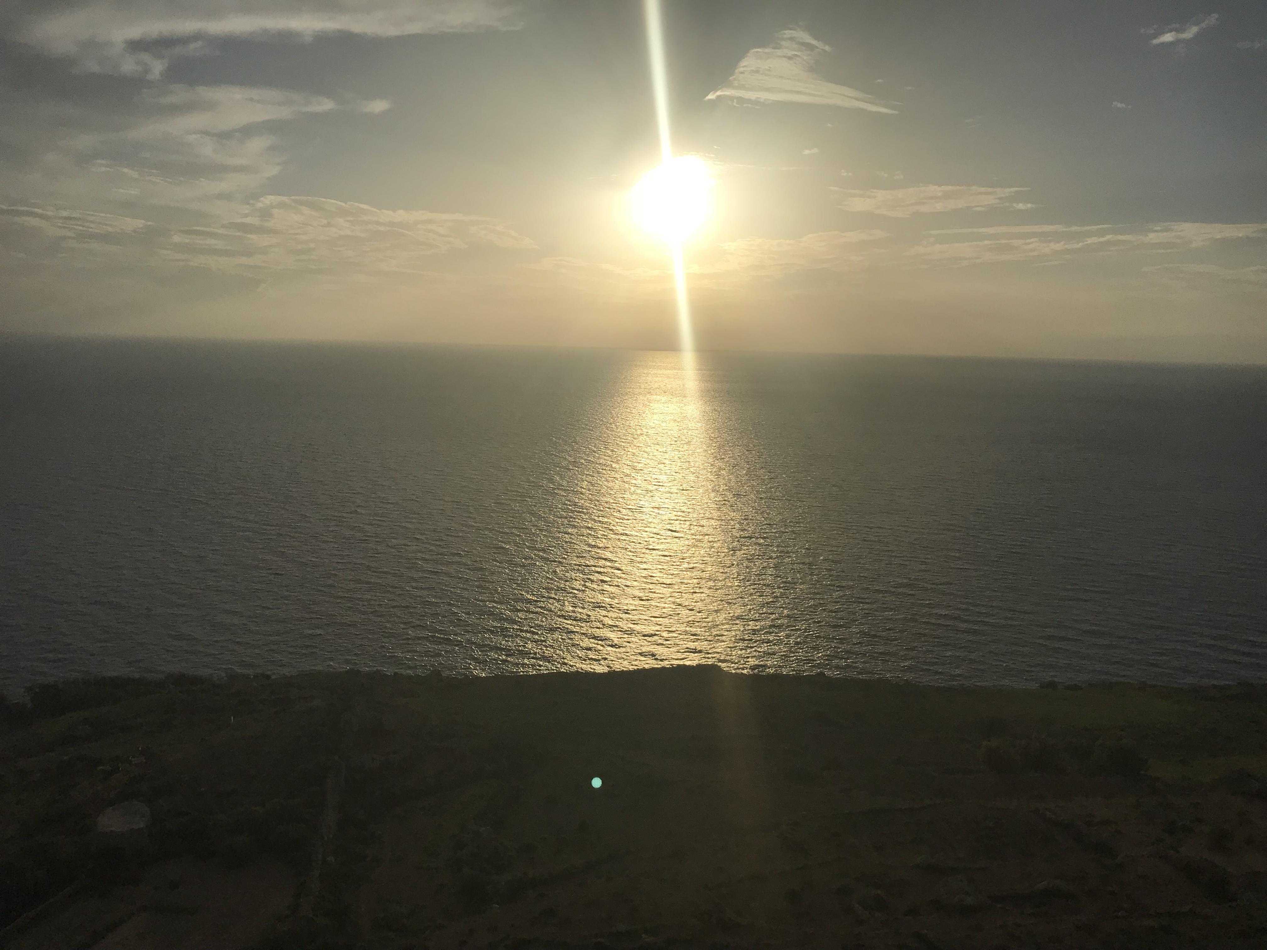 Sonnenuntergang bei den Dingli Cliffs