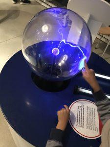 Physik entdecken im Esplora