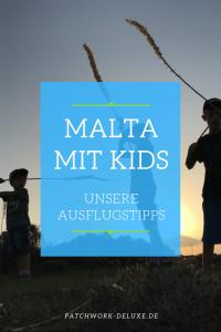 Malta mit Kids Ausflugstipps