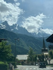 Europa Roadtrip 2019 - Mont Blanc Dorfidylle