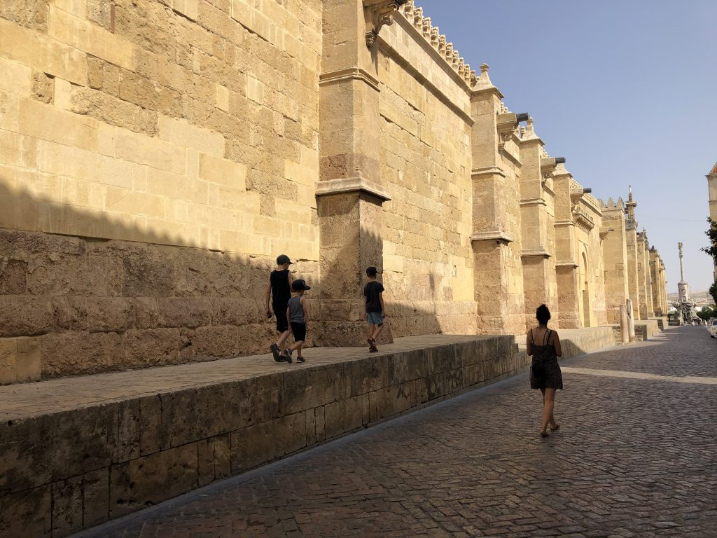 Europa Roadtrip 2019 - Familientour durch Córdoba