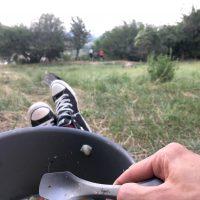 Europa Roadtrip 2019 - Camping in Frankreich