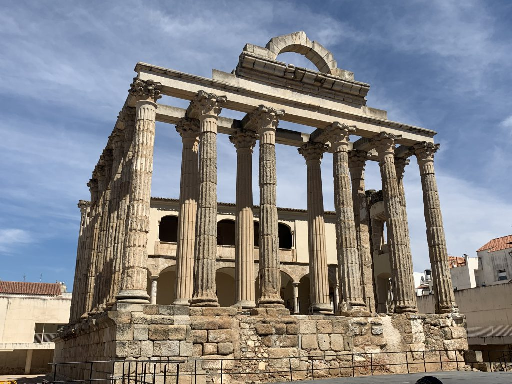 Europa Roadtrip 2019 - Römische Ruinen in Mérida