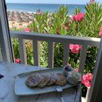 Europa Roadtrip 2019 - Frühstück mit Aussicht im Sandbanks, Portugal