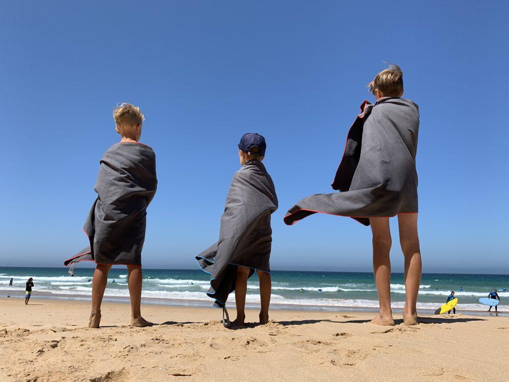 Strandurlaub mit der ganzen Familie
