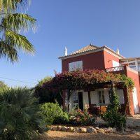 Europa Roadtrip 2019 - Unterkunft in Tavira