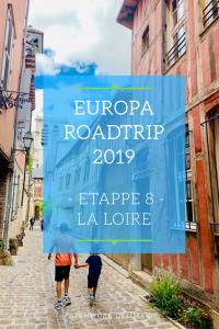 Europa Roadtrip 2019 - Etappe 8 - La Loire