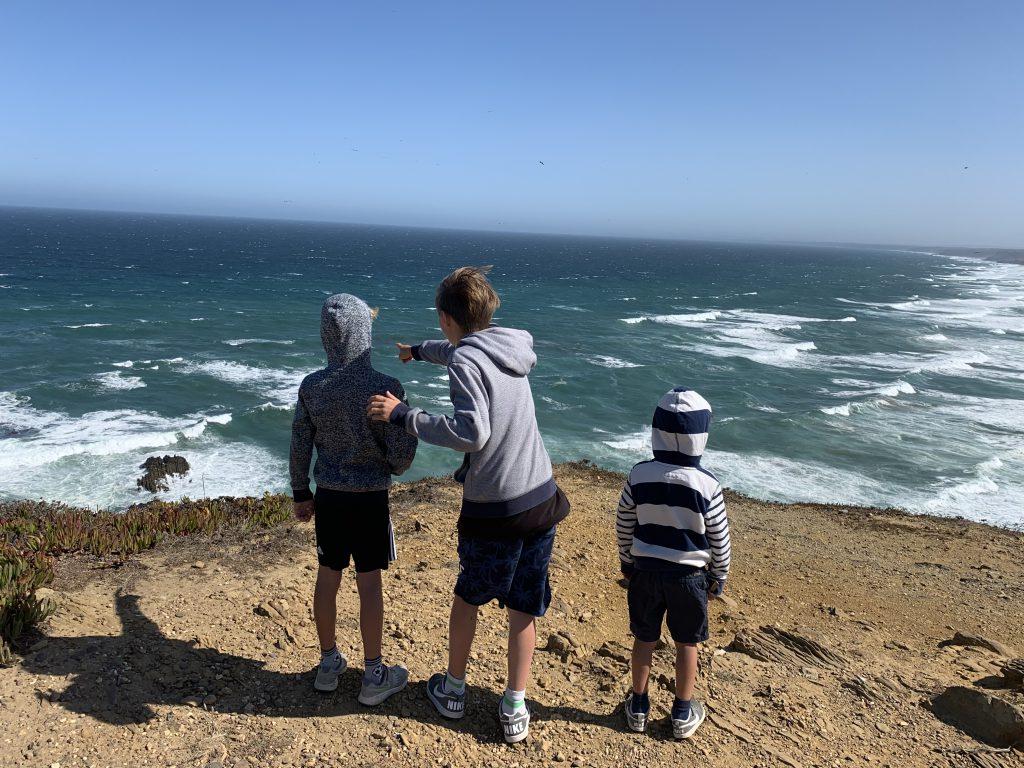 Die Westküste der Algarve - Entdeckerland für Kinder