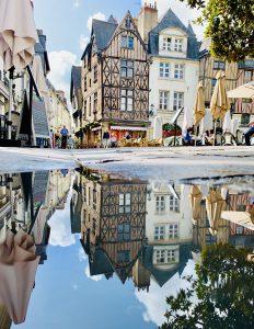 Europa Roadtrip 2019 - Reflektionen in Tours