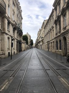 Europa Roadtrip 2019 - Bordeaux am frühen Morgen
