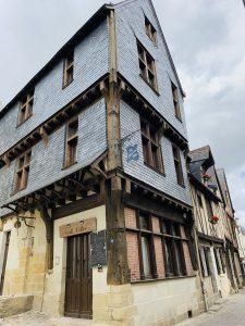 Europa Roadtrip 2019 - Altstadt von Chinon