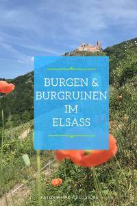 Burgen & Burgruinen im Elsass