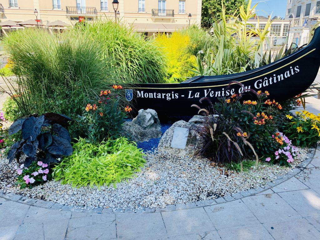 Europa Roadtrip 2019 - Montargis Stadttour