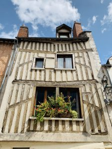 Europa Roadtrip 2019 - Fachwerkhaus in Orléans
