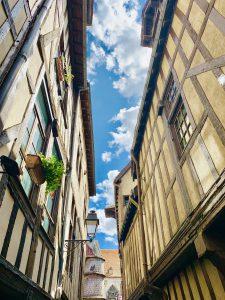 Europa Roadtrip 2019 - Die Gassen in der Altstadt von Troyes