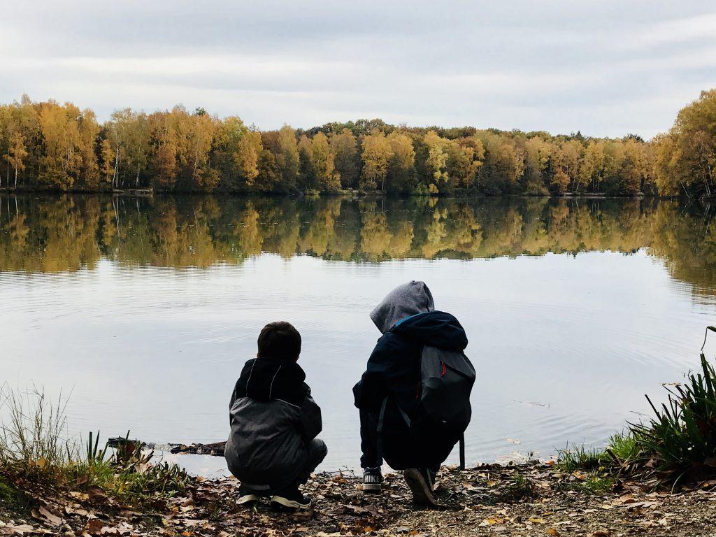 Herbstausflug mit Kindern