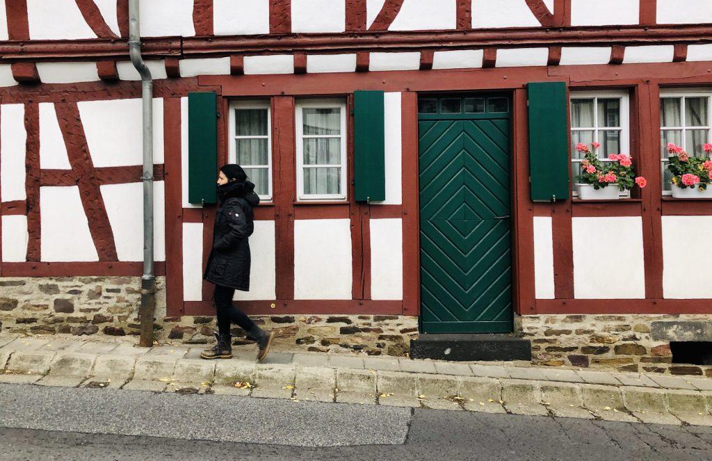 Spaziergang durch Münstermaifeld