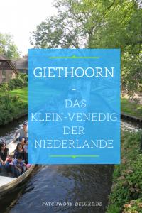 Giethoorn -Das Klein-Venedig der Niederlande