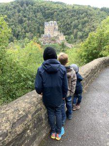 Besuch der Burg Eltz mit unseren Kindern