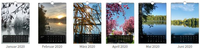 Naturpark Schwalm Nette Kalender 2