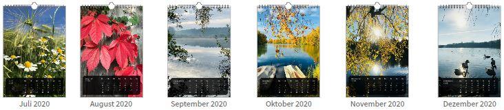 Naturpark Schwalm Nette Kalender