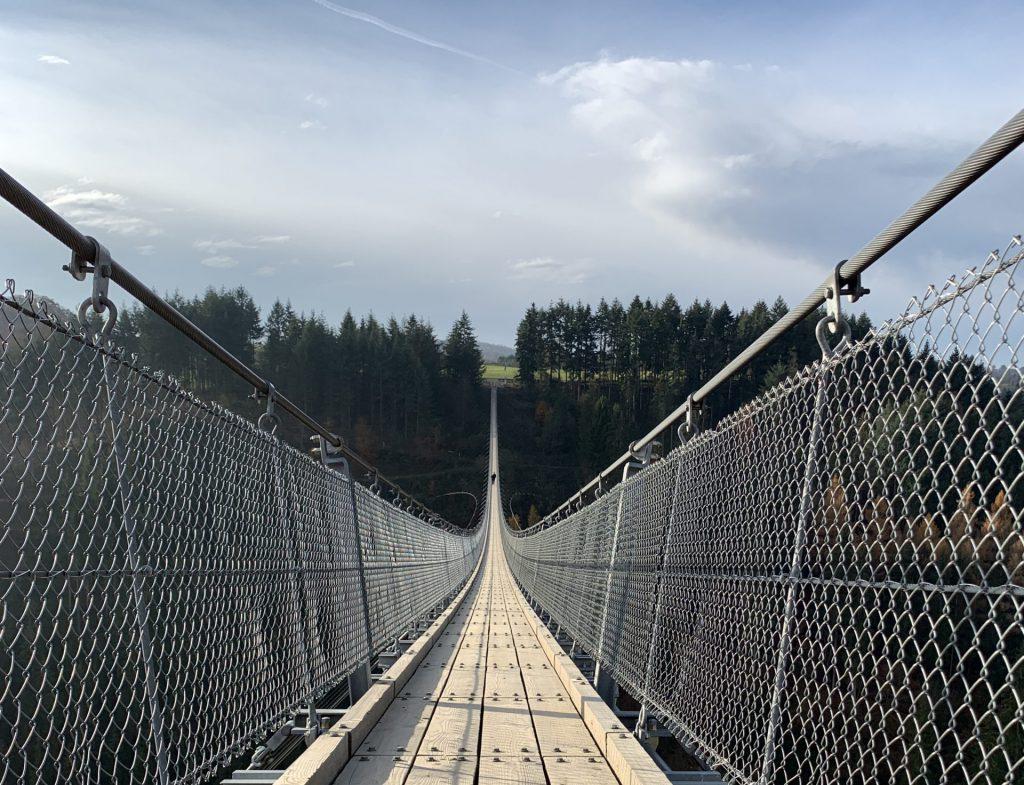Geierlaybrücke im Hunsrück