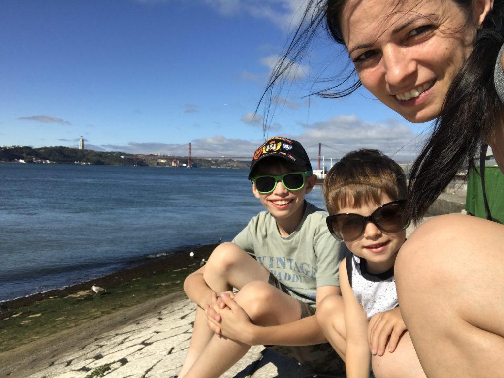 Roadtrip alleine mit Kindern