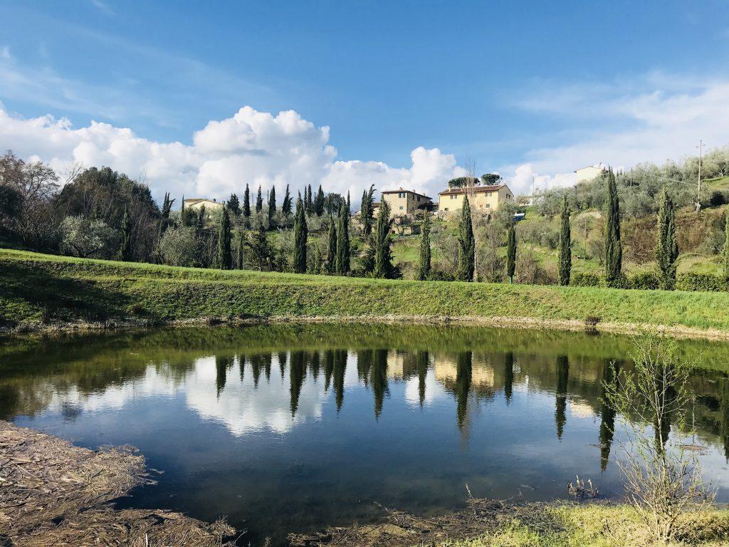 Familienurlaub in der Toskana, Italien