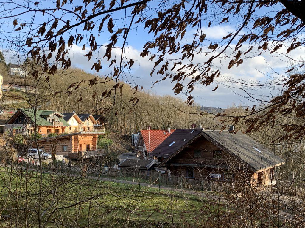 Die Ferienhausanlage Eifel-Chalet