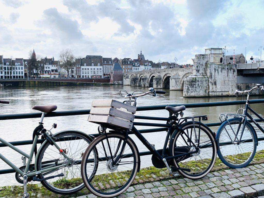St Servatius Brücke Maastricht