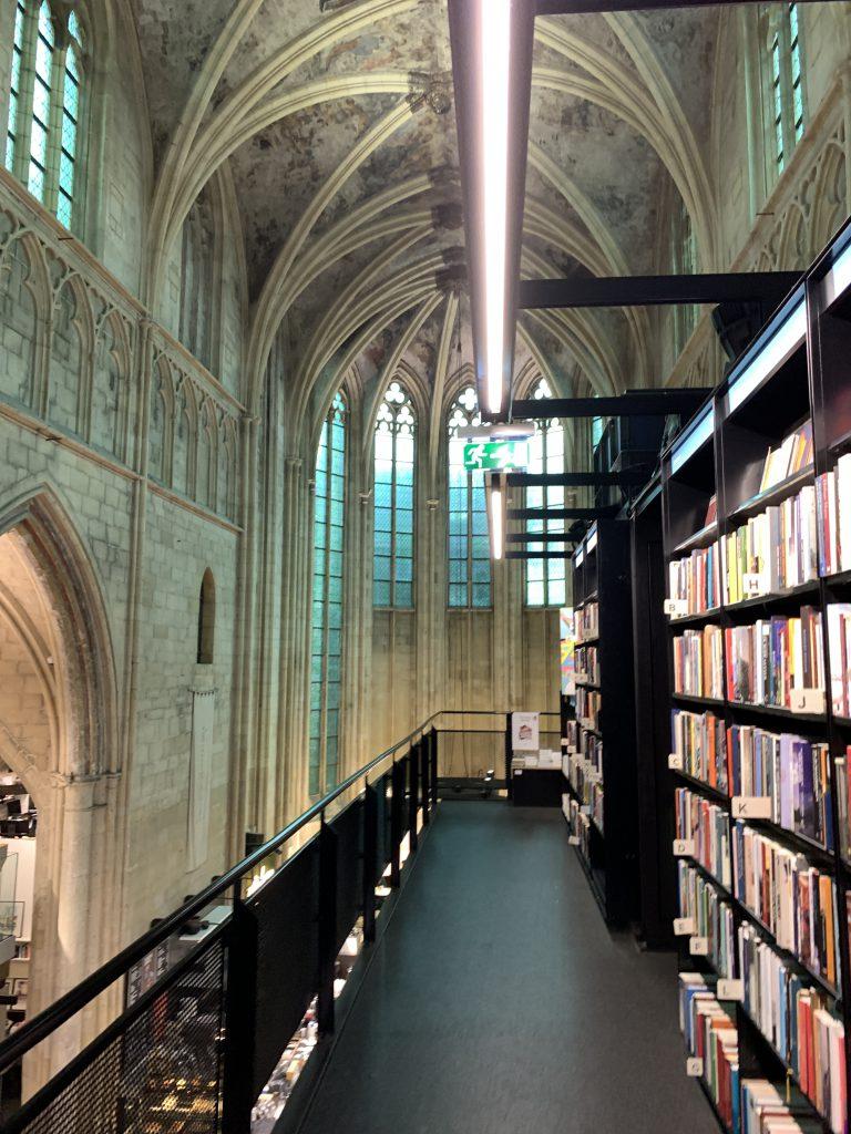 Die Buchhandlung Dominicanen in Maastricht