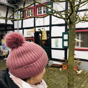 Kaffeepause im Bauerncafé Morsbacher Hof