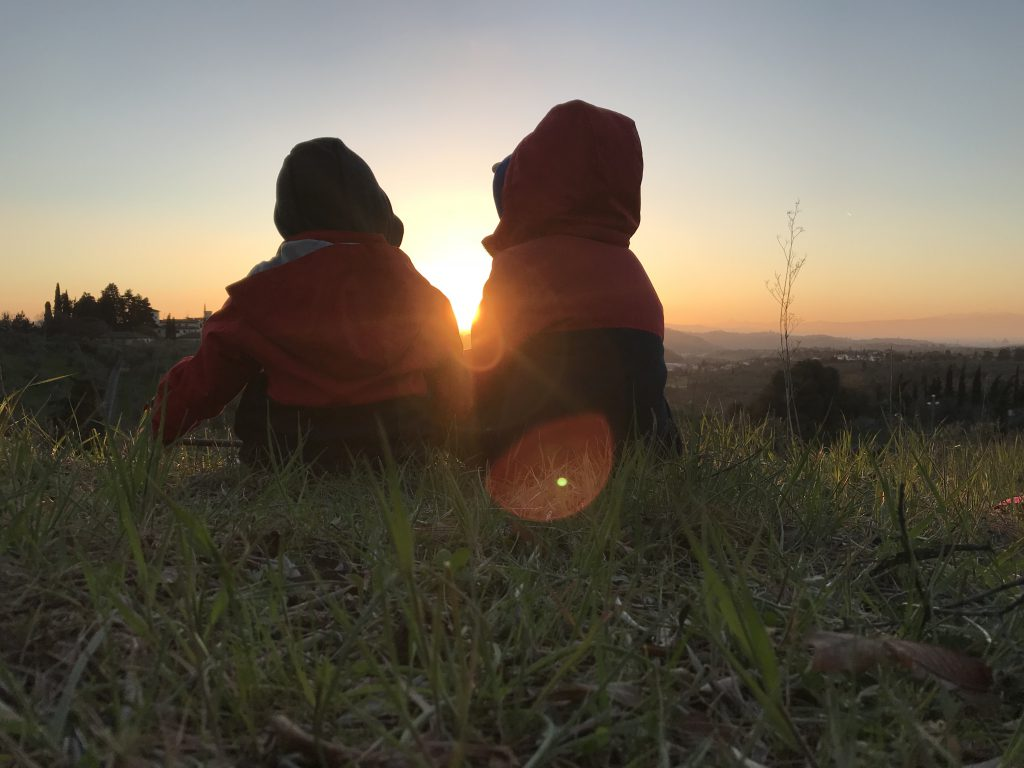 Mit den Kindern raus in die Natur - Norditalien Roadtrip