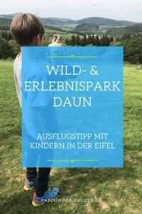 Wild- und Erlebnispark Daun, Eifel