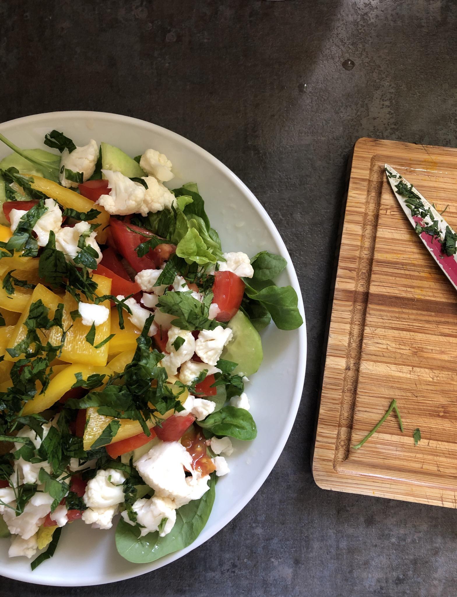 Gesundes Essen - Natürlich vollwertige Ernährung