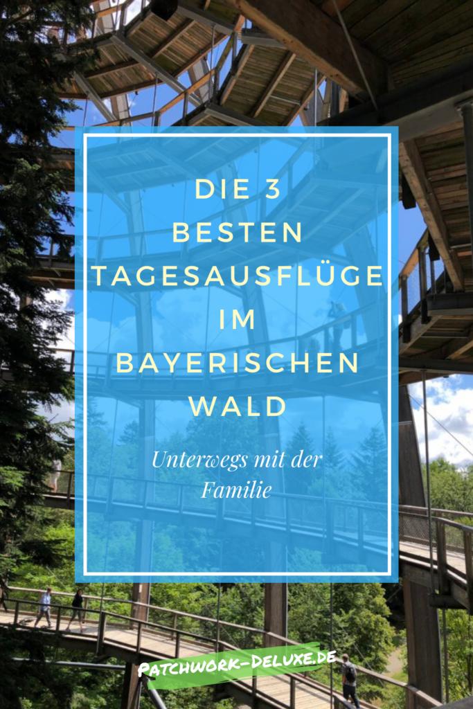 Die 3 besten Tagesausflüge im Bayerischen Wald