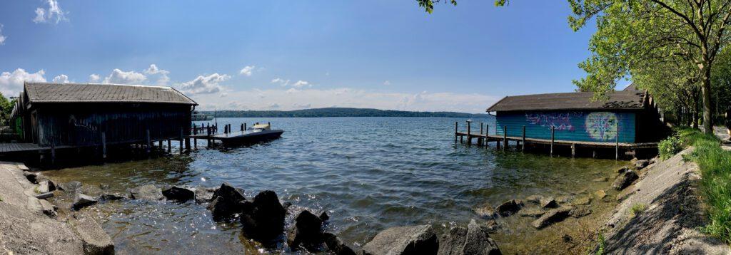 Familienurlaub am Starnberger See, Bayern
