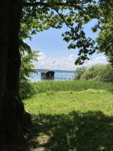Park Feldafing am Starnberger See, Bayern